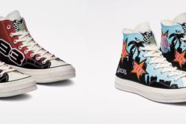 Converse x Chinatown Market 最新联名 NBA 系列鞋款正式登场