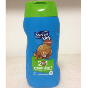 降价!Suave 丝华芙 儿童洗发护发2合1 355ml*6瓶