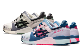 "ASICS GEL-Lyte III ""Back Streets of Japan"" 全新系列官图释出"
