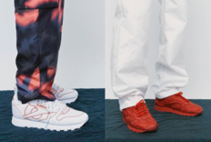 KANGHYUK X Reebok Classic Leather 联名胶囊系列新曝光