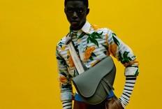 Dior 男士2021春夏经典马鞍包正式发布