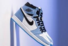 顶级Air Jordan I University Blue大学蓝今日发售