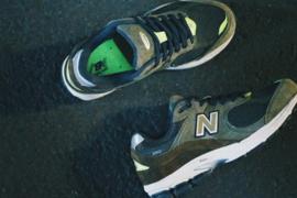 "New Balance 2002R ""Camo Green""全新配色细节图新曝光"