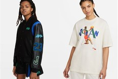 大神级网红Aleali May x Jordan Brand 服饰系列即将来袭