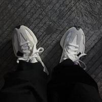 孟美岐同款!New Balance新百伦327中童复古休闲跑鞋 海盐色