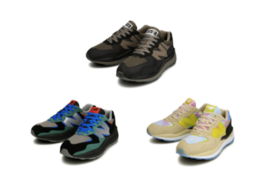 New Balance 携手 N. HOOLYWOOD、mita x WHIZ LIMITED、atmos 打造全新联名胶囊系列鞋款