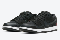 Wasted Youth x Nike SB Dunk Low 联名系列官图释出