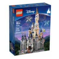 2259元包邮!乐高 迪士尼系列 71040 迪士尼乐园城堡