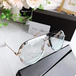 Dior迪奥Chronos全银镜面科技感太阳镜墨镜女款