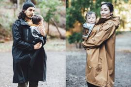 The North Face Japan 推出全新「育婴型」防水大衣 MTY Pickapack Rain Coat