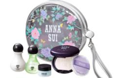 ANNA SUI 推出 2021 夏季护肤套装即将发售