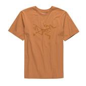 Arc'teryx 男士-短袖 LOGO T恤