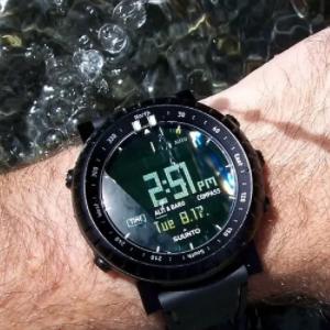 历史新低!Suunto颂拓 9 Baro 旗舰级专业运动智能手表