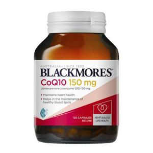 Blackmores 澳佳宝 150mg 辅酶Q10 营养素胶囊(保护心血管健康)30粒