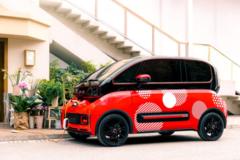 BAOJUN 旗下新款 E300 车型亮相上海车展