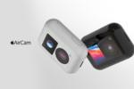 """苹果或将推出随身相机""""AirCam"""""""