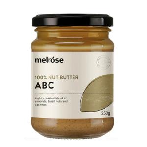 Melrose ABC坚果黄油酱 250g