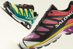 萨洛蒙全新 XT- 4 全新配色系列鞋款即将发售