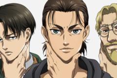 《进击的巨人》x 资生堂打造男士护肤品系列