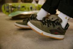 李宁惟吾 Pro 鞋款军事风配色市售版本即将发售