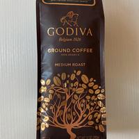 GODIVA歌帝梵研磨咖啡粉Signature Blend经典混搭中度 283g