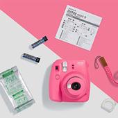 Fujifilm富士instax mini 9拍立得相机
