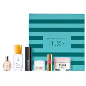 全员开放!Sephora Favorites LUXE超值美妆盒子(价值$105)
