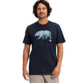 The North Face 男士-熊印花 短袖T恤 多色
