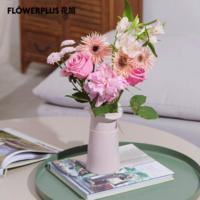 9.9元包邮!FlowerPlus花加 简约混合鲜花