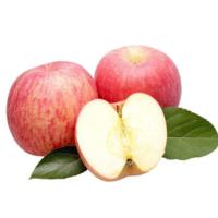 19.9元包邮!陕西膜袋红富士苹果 9斤