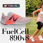 New Balance新百伦FuelCell 890v8女款跑鞋
