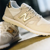 New Balance 520 女款休闲运动鞋
