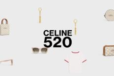 Celine手袋520限定刺绣款登场!