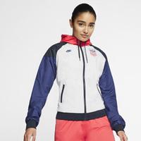 Nike 耐克 女士连帽运动外套