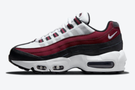 Nike Air Max 95 GS Bordeaux即将上市