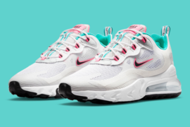 Nike Air Max 270 React CZ1612-100上新