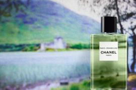 Les Eaux de Chanel新香水:PARIS-ÉDIMBOURG