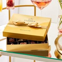 Godiva美国官网精选巧克力父亲节满$50赠巧克力4个装礼盒