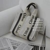 Chloé Woody 21春夏款托特包NAP新品上市