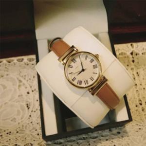Anne Klein安妮克莱因 AK/2246CRHY女士时装腕表