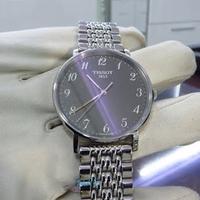 Tissot 男式石英不锈钢休闲手表T1094101107200