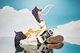 Champion 发布 Campus 鞋履系列
