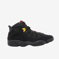 Jordan 6 Rings 黑黄红 男士篮球鞋