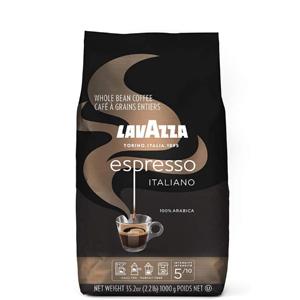 马上结束!LAVAZZA 乐维萨 意式浓缩咖啡豆 1kg