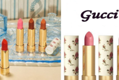 Gucci 全新 Rouge a Levres Voile Sheer Lipstick 唇膏上线