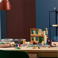 LEGO乐高 IDEAS系列 21324芝麻街