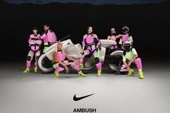 未来机车!AMBUSH x Nike 全新联名周五上市!