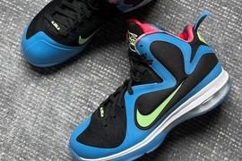 """""""登基""""之作!Nike LeBron 9 """"South Coast""""今年上市!"""