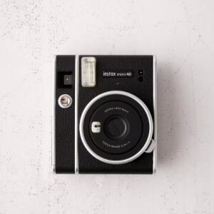 上新!Fujifilm富士 mini40拍立得 复古胶片相机