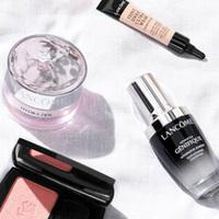 Lancôme美国官网精选美妆护肤最高满$175享65折促销